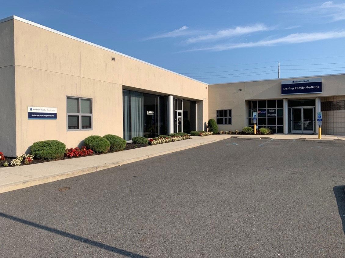 Jefferson Dorner Family Medicine Clinic 外観